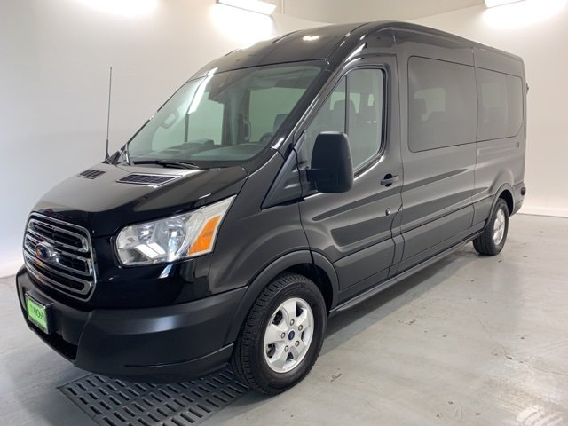 Pre-Owned 2019 Ford Transit Passenger Wagon XLT Pre-Owned