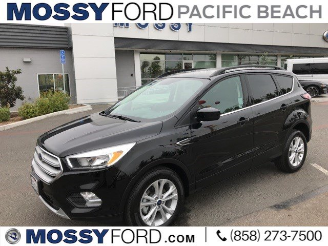 Pre-Owned 2018 Ford Escape SE Pre-Owned