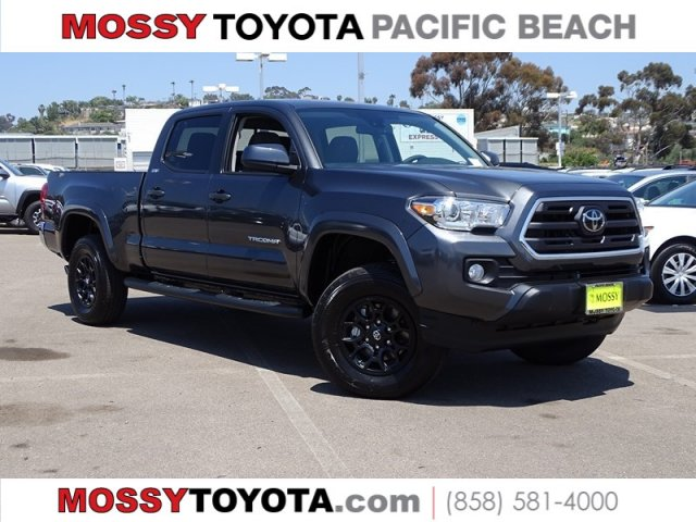 New 2019 TOYOTA Tacoma SR5 Double Cab 6' Bed V6 AT RWD D-CAB