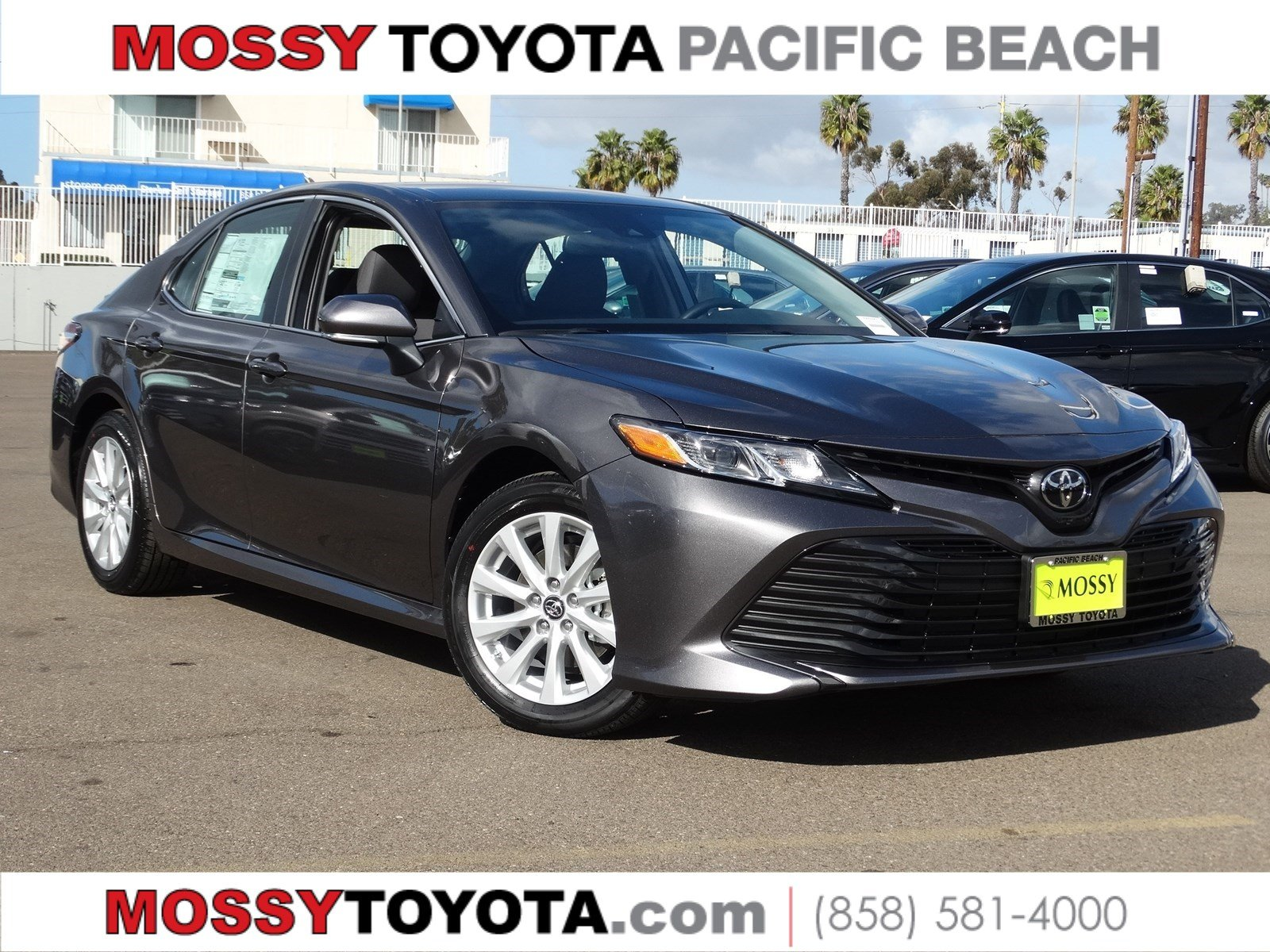 New 2019 Toyota Camry Le Gas Saver