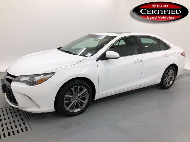 Certified Pre Owned 2017 Toyota Camry Se