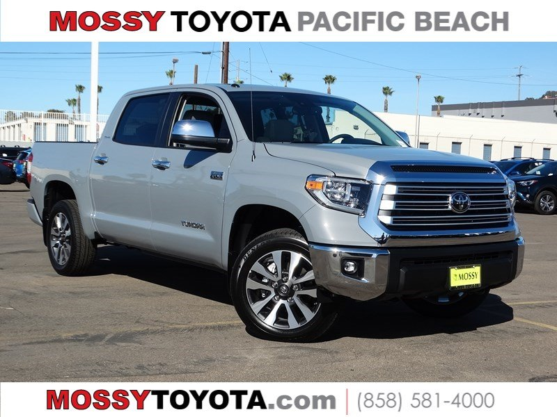 New 2019 Toyota Tundra Limited Crewmax 5 5 Bed 5 7l Crewmax In San