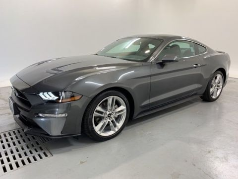 Pre-Owned 2019 Ford Mustang EcoBoost Premium Pre-Owned