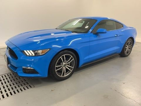 Pre-Owned 2017 Ford Mustang EcoBoost Pre-Owned