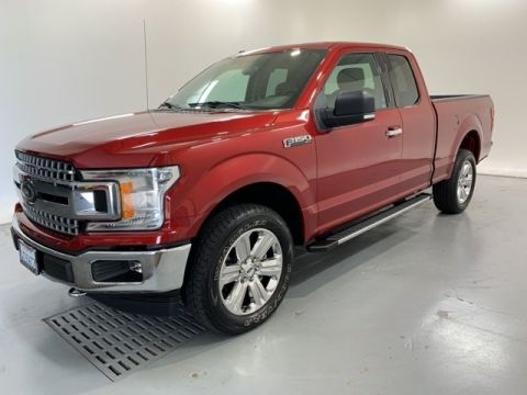 Pre-Owned 2018 Ford F-150 XLT Pre-Owned
