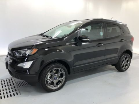 Pre-Owned 2018 Ford EcoSport SES Pre-Owned